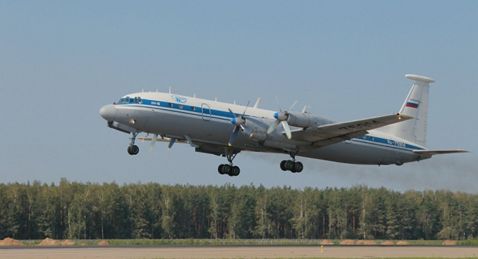 Russian military plane crashes in Siberia, 23 hospitalised