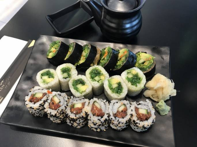Zen Sushi to GO | Healthy lunch on the go