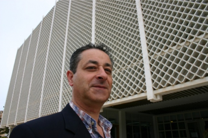 Floriana's independent mayor Nigel Holland.
