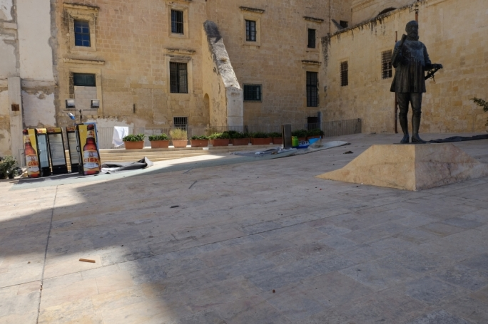What remains of the PN's Independence Day festivities