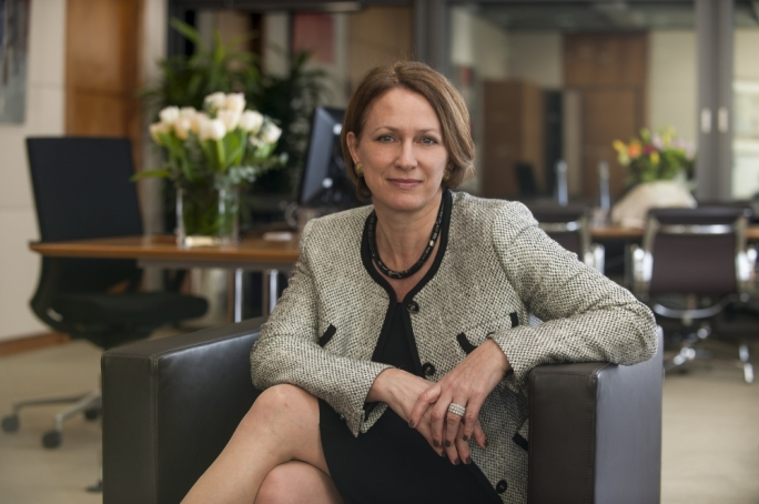 Inga Beale, CEO of Lloyd's of London