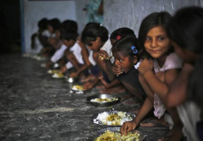 United Nations  agencies: Global hunger rises for first time in a decade