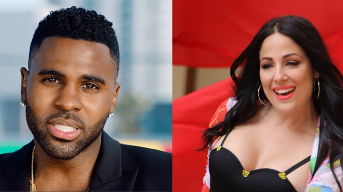 Ira Losco and Jason Derulo