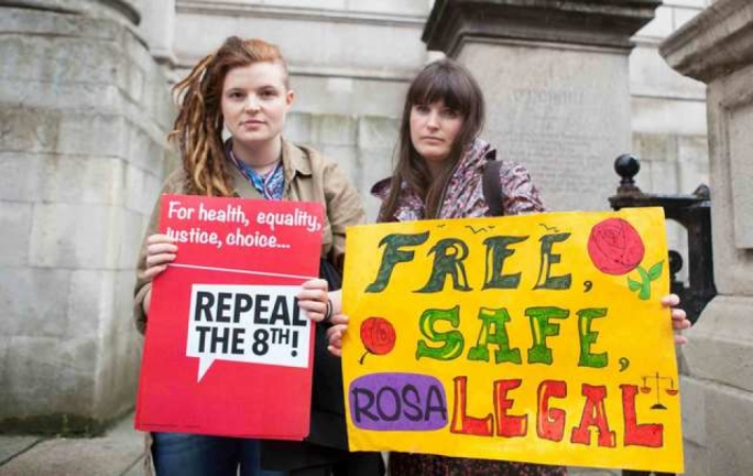 Ireland has voted to repeal the country's constitutional ban on abortion
