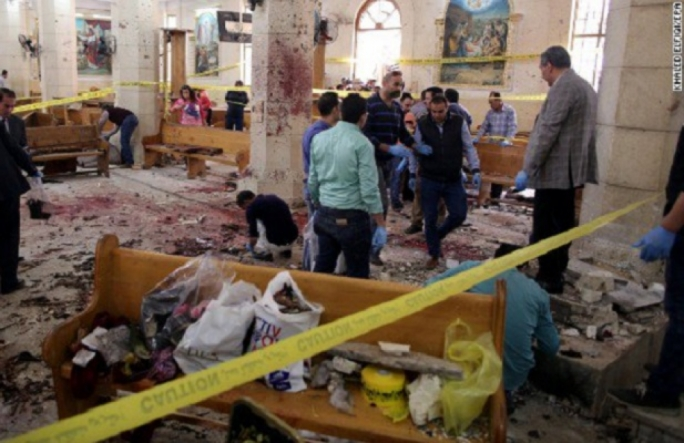 ISIS have claimed responsibility for the attacks