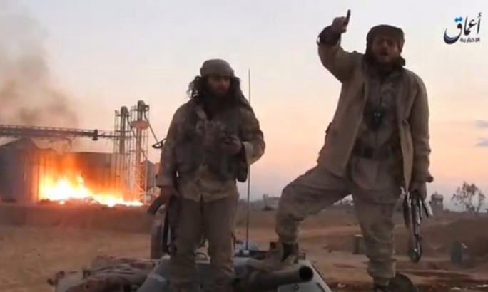 Syrian reinforcements prevent ISIS from taking Palmyra airbase