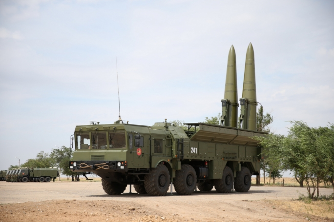Poland concerned about Russian missiles sent to Kaliningrad