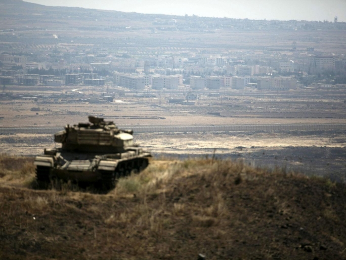Israeli Military Says Killed 4 ISIL-linked Gunmen in Golan