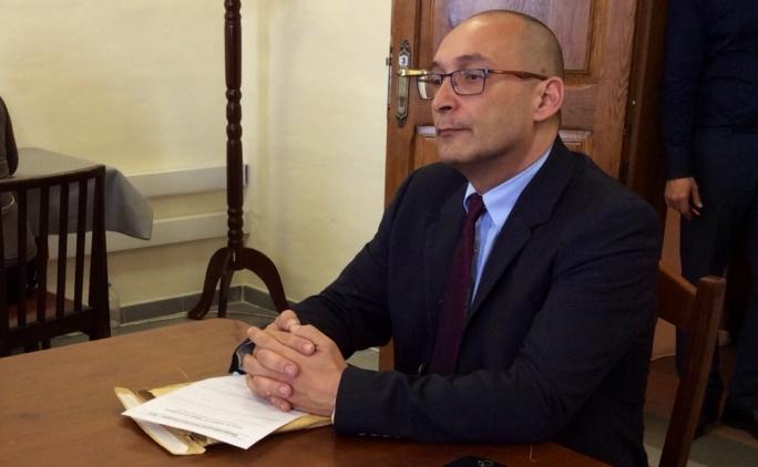 Alleanza Bidla leader Ivan Grech Mintoff