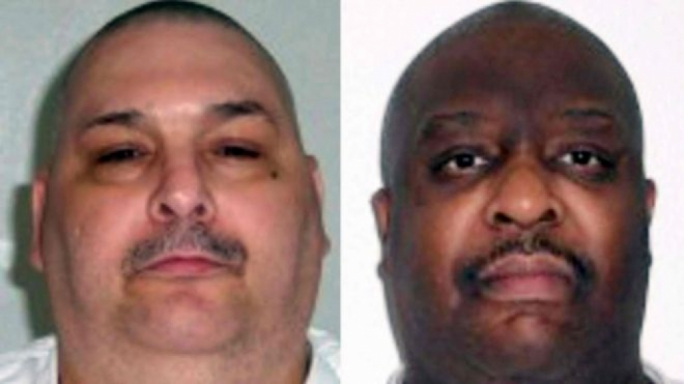 Arkansas execute two prisoners despite last-minute court order delays lethal injection