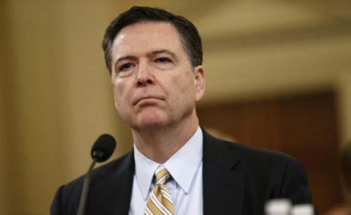 FBI director James Comey told a congressional hearing on Russian activities that the probe 'includes investigating the nature of any links between individuals associated with the Trump campaign and the Russian government'