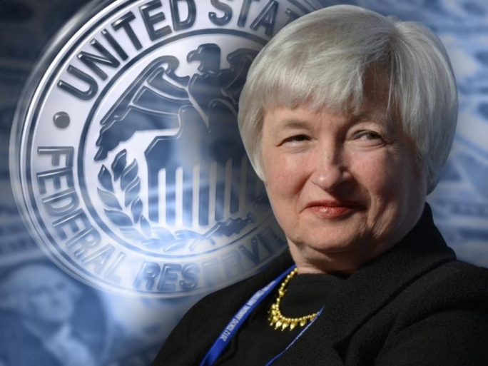 All eyes, and ears, turned to Federal Reserve chair Janet Yellen with investors eager to pick up clues about potential interest rate movements