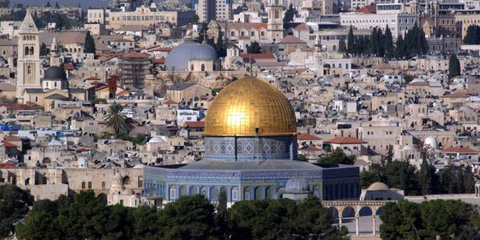 US president Donald Trump announced this week that the US would be recognising Jerusalem as he capital of Isreal