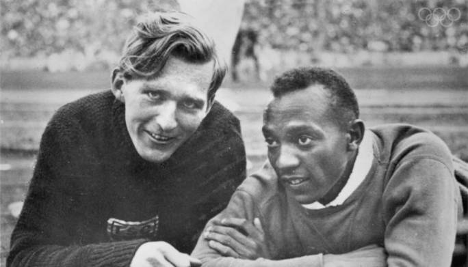 The friendship which was born during those games between Jesse Owens and his German rival, Carl Ludwig Long, showed that the human element is beyond political propaganda