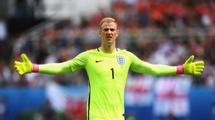 Despite rumours, Joe Hart will keep his place as goalkeeper for the Malta match