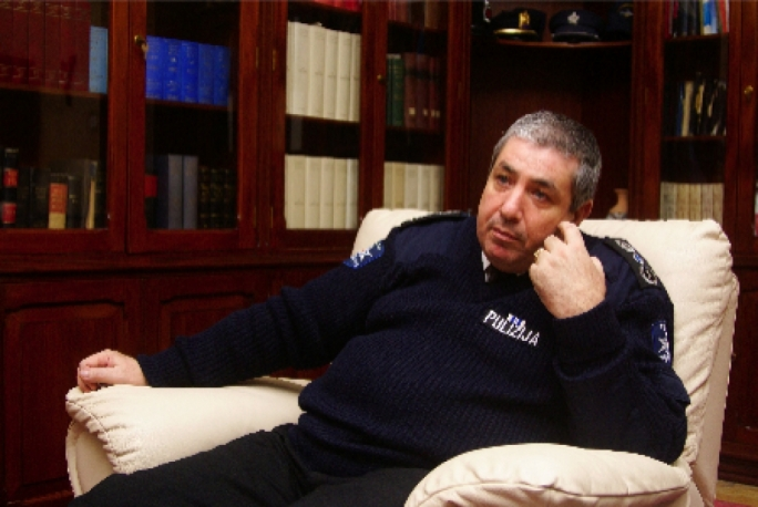 Former police commissioner John Rizzo led the Dalligate investigations in Malta