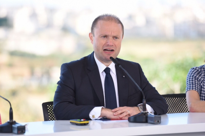 Prime Minister Joseph Muscat warned that the PN's proposal will discriminate between workers. Photo: James Bianchi/MediaToday