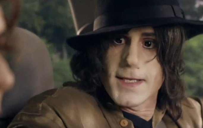 Joseph Fiennes was cast as Michael Jackson