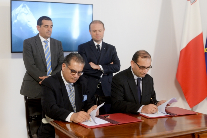 Malta Racecourse limited will be granted a 65-year concession for the modernisation of the Marsa racecourse. (Photo: James Bianchi/MediaToday)