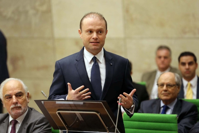 Muscat said his preference for the future of the EU was union operating on 'two-speeds'