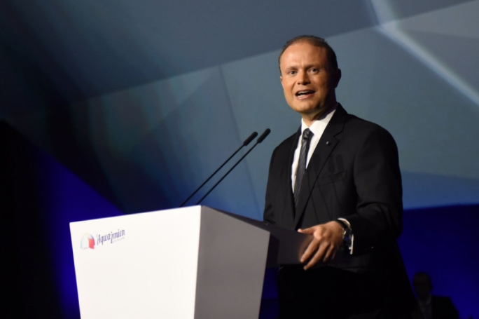 Joseph Muscat insists the country needs to come together like never before