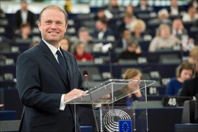 Prime Minister Joseph Muscat will face MEPs in Strasbourg