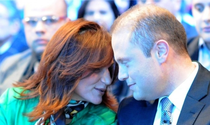 Joseph Muscat said he and his wife Michelle do not model themselves on anybody else