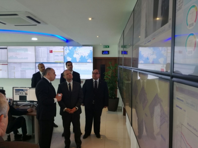 Prime Minister Joseph Muscat, together with parliamentary secretary for EU funds Ian Borg and digital economy minister Manuel Mallia, made the announcement during a visit to the MITA data centre