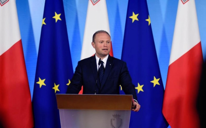 Prime Minister Joseph Muscat has denied claims that he or his wife are owners of the Panamanian company Egrant