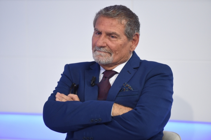 Salvu Mallia said that the PN 'needs a leader like me'. Photo: James Bianchi