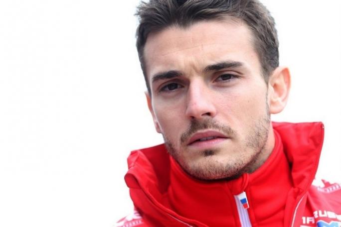 Formula One driver Jules Bianchi