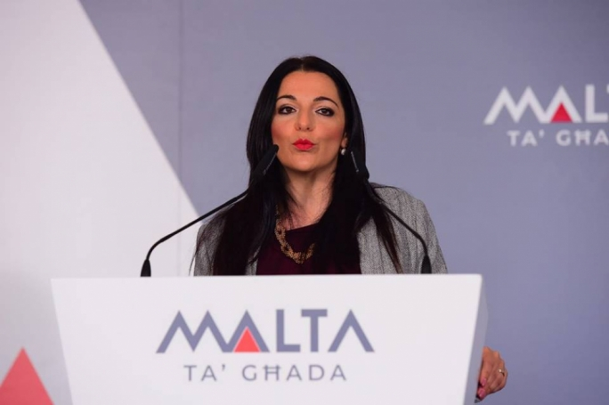 Parliamentary Secretary for Reforms, Julia Farrugia Portelli