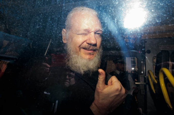 Julian Assange rape investigation dropped by Sweden
