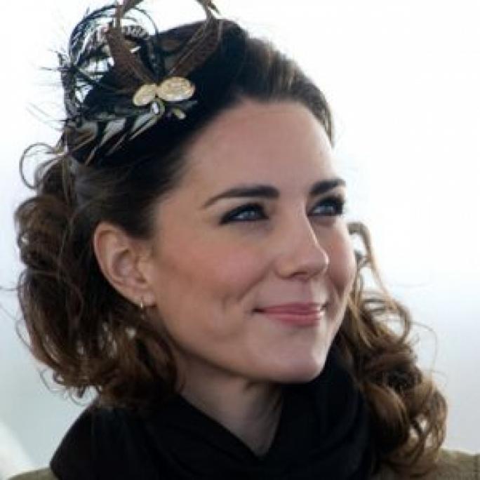 HRH Duchess of Cambridge Catherine Middleton