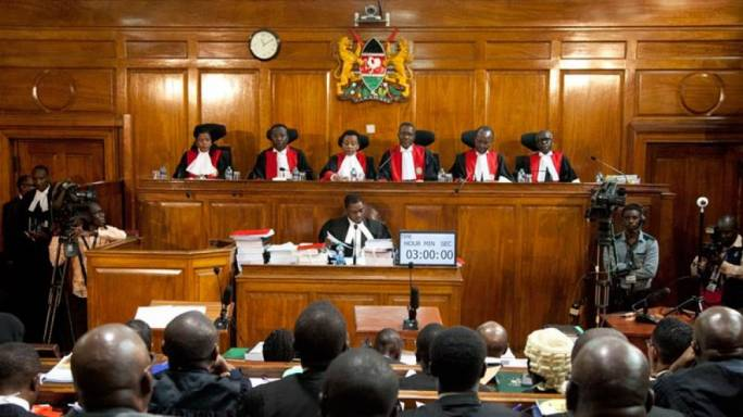 High Court Hears Closing Arguments In Challenge to Kenyan President's Re-Election