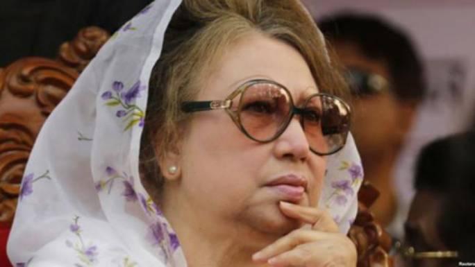 Bangladesh ex-PM Khaleda Zia sentenced to 5 years in graft case