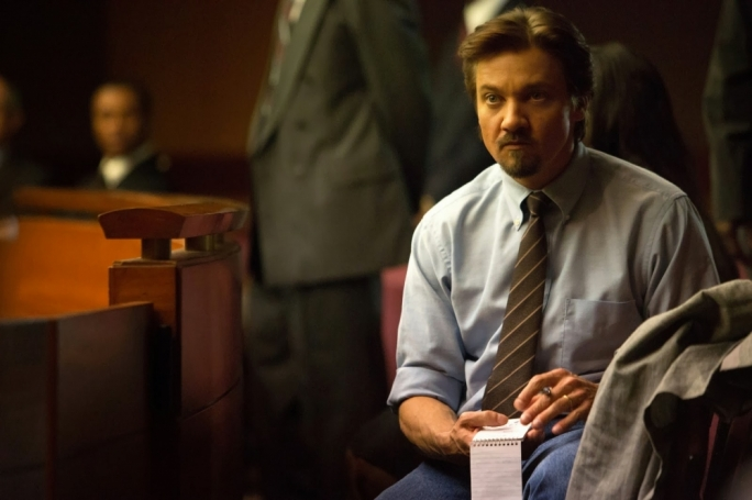 Jeremy Renner as real-life journalist Gary Webb
