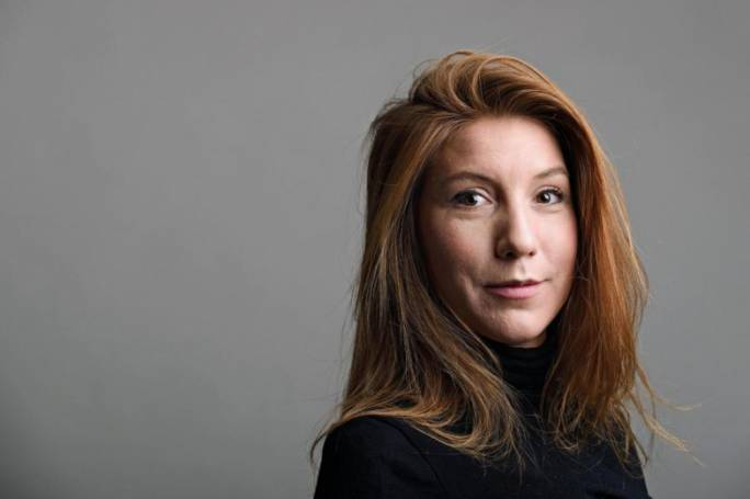 Swedish freelance journalist Kim Wall