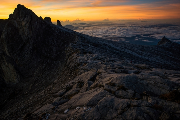 Check out Marc Casolani's trek to the summit of Mount Kinabalu, Borneo and so much more in the May edition of Vida (photo by Marc Casolani)