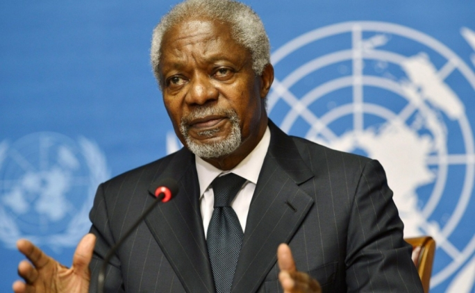 Former UN secretary general Kofi Annan has died aged 80