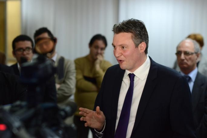 Energy Minister Konrad Mizzi