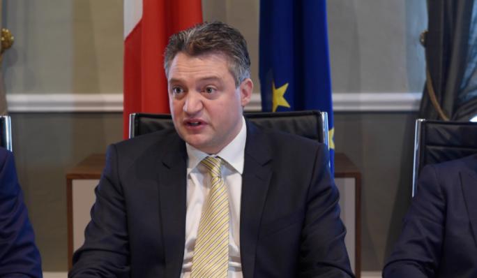 Minister Konrad Mizzi
