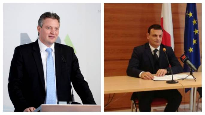 [WATCH] Konrad Mizzi expresses faith in judiciary as David Casa gives hour-long testimony