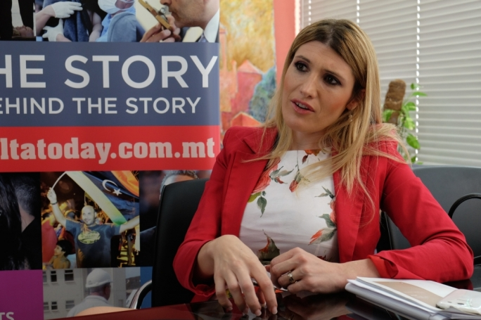 PN MP Kristy Debono
