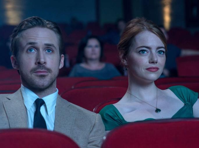 Technicolour dreams: Gosling, Stone