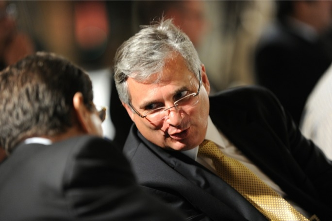 Malta's permanent representative to the EU Richard Cachia Caruana (Photo: Ray Attard/Mediatoday).