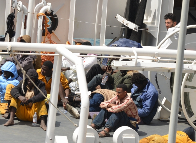 Italy Judge Convicts 2 in Sinking That Claimed 700 Migrants