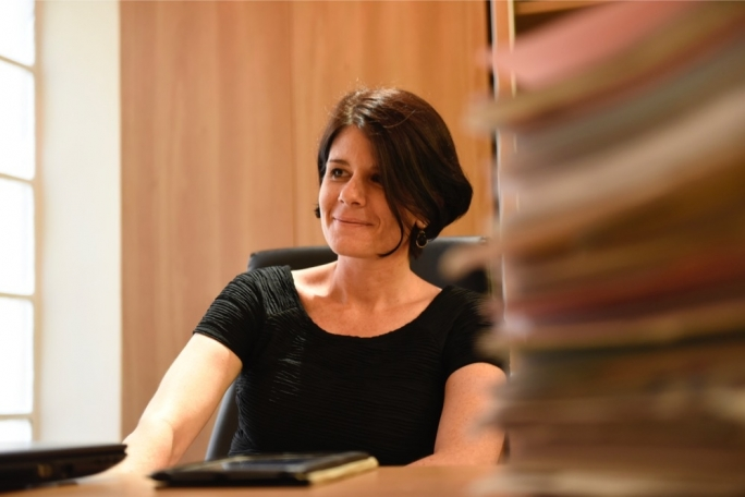 Lawyer and women's rights campaigner Lara Dimitrijevic (Photo: Ray Attard)