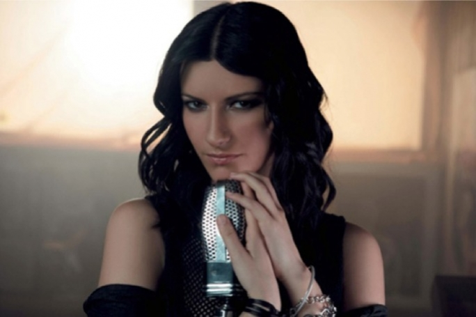 Italian singer Laura Pausini held a concert in Malta on Wednesday.