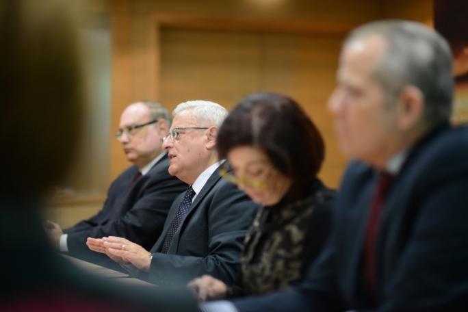 Environment Minister Leo Brincat (Photo: Ray Attard)